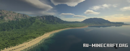 Скачать [3K x 4K] Januun для Minecraft