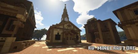 Скачать Canyon Ridge by Paralon для Minecraft