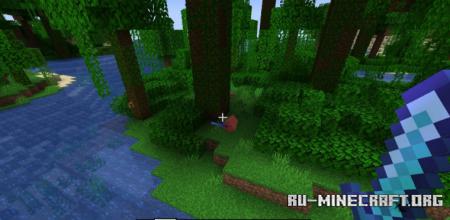 Скачать Weapon Throw для Minecraft 1.16.4