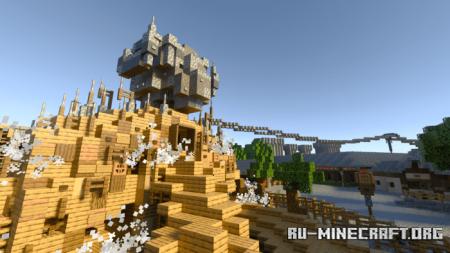 Скачать Alton Towers для Minecraft PE