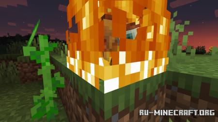 Скачать Wildfires для Minecraft 1.16.4