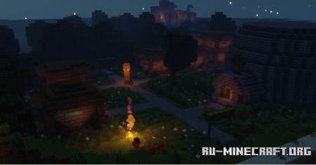 Скачать The Shadow RPG для Minecraft