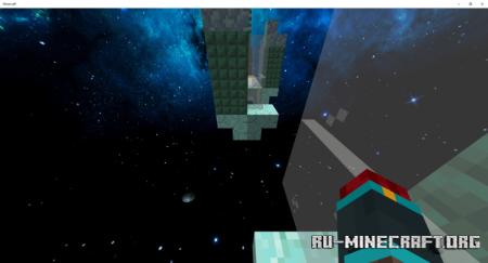 Скачать Geolaws's Parkour Gauntlet для Minecraft PE