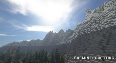 Скачать Ecotopia 1 для Minecraft