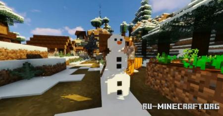 Скачать Craftmas Resource [32x] для Minecraft 1.16