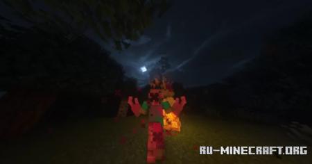 Скачать The Ascended Bossfight для Minecraft