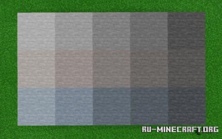 Скачать More Stone Color для Minecraft PE 1.16