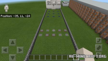 Скачать Unfair Barrier для Minecraft PE