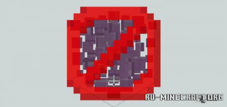 Скачать Less Obtrusive Block Breaking Particles для Minecraft PE 1.16