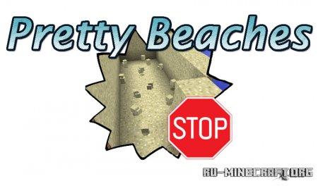 Скачать Pretty Beaches для Minecraft 1.16.4