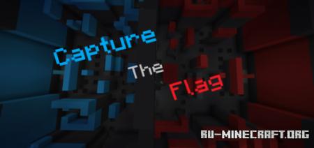 Скачать Capture The Flag by LUN5HTIME для Minecraft PE