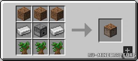 Скачать Auto Planter для Minecraft 1.16.4