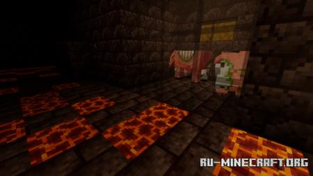 Скачать Escape Round by vico124 для Minecraft PE