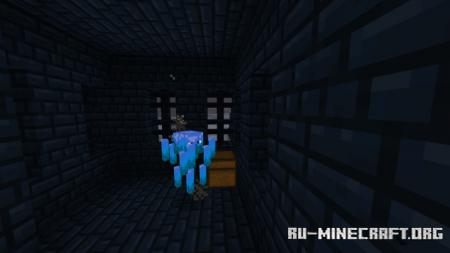 Скачать Frozen Nether для Minecraft PE 1.16