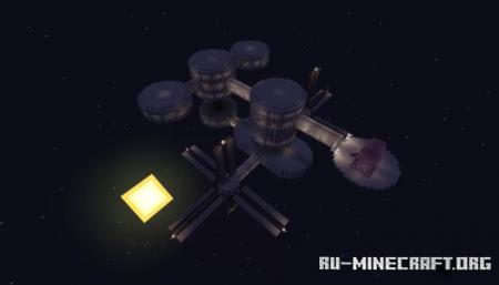 Скачать Space Station K23 для Minecraft