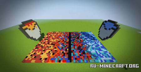Скачать Arena PvP by soyfacuh для Minecraft