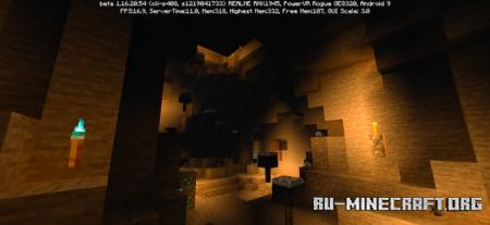 Скачать Adventure Map by Gaming World для Minecraft PE