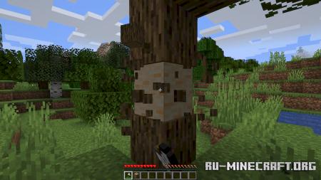 Скачать Tree Chop для Minecraft 1.16.4