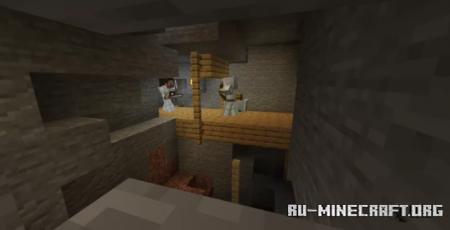 Скачать Minecraft Story Line - Parkour Map для Minecraft