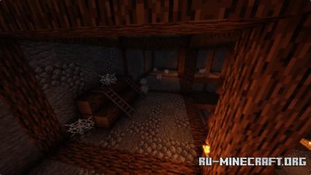 Скачать Lost Mine PvP для Minecraft PE