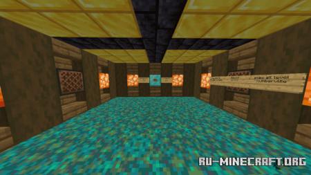 Скачать The Maze Escape для Minecraft PE