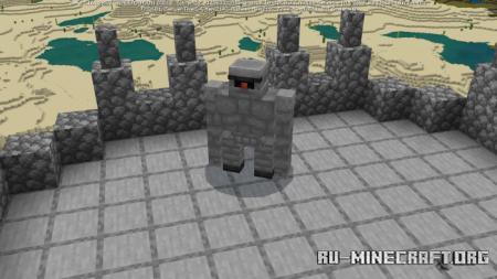 Скачать Classic Towers для Minecraft PE 1.16