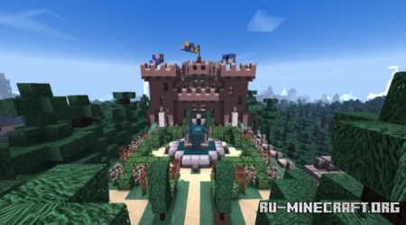 Скачать Rocca del Cardinale для Minecraft