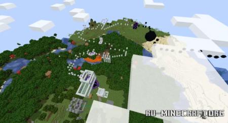 Скачать AAAAA - Parkour Map для Minecraft