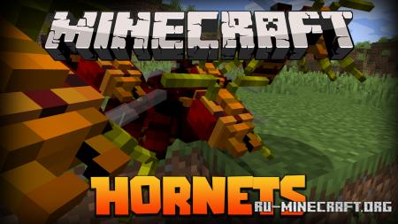 Скачать Hornets для Minecraft 1.16.4