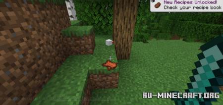 Скачать Better Dropped Items для Minecraft 1.16.4