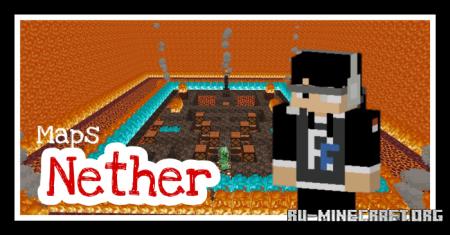 Скачать Puzzle Teleport – RyanMinecraft71 Minigame для Minecraft PE