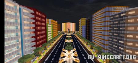 Скачать RyanMinecraft71 World для Minecraft PE