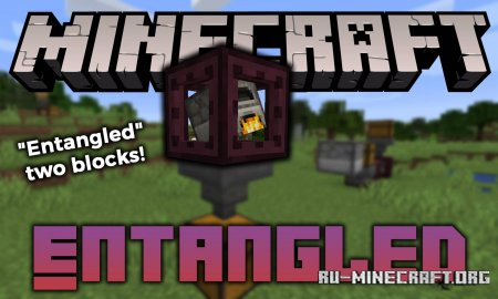 Скачать Entangled для Minecraft 1.16.4