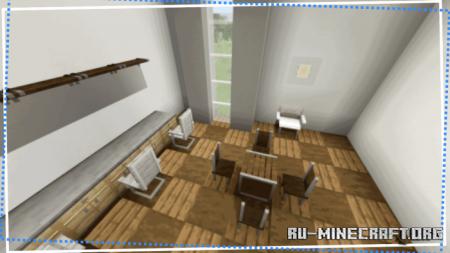 Скачать Rage Decor - Block Models, 100+ Furniture and More для Minecraft PE 1.16
