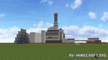 Скачать Chernobyl-type Nuclear Power Plant для Minecraft