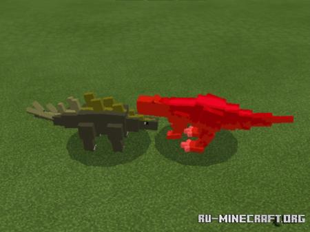 Скачать Dinoverse 1.0 Official Release для Minecraft PE 1.16