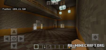 Скачать Evil Nun Horror для Minecraft PE