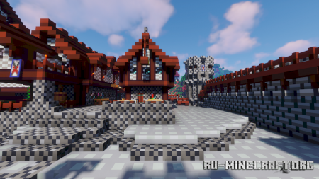Скачать Quart [8x] для Minecraft 1.17