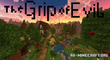 Скачать The Grip Of Evil для Minecraft