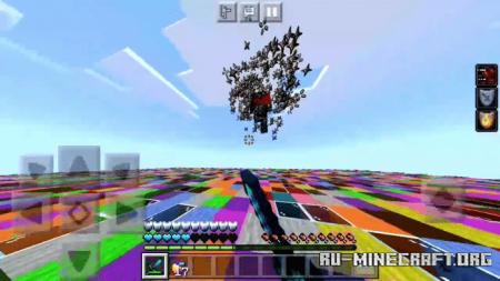 Скачать Hit-PvP для Minecraft PE
