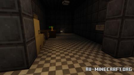 Скачать The Abandoned: Attraction (Horror) для Minecraft PE