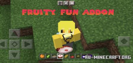 Скачать Fruity Fun для Minecraft PE 1.16