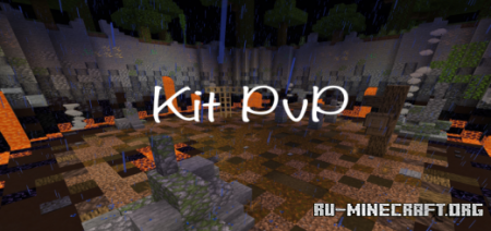 Скачать Kit PvP (Story Mode) by NumberNine для Minecraft PE