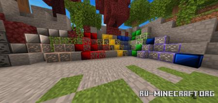 Скачать Depth [16x16] для Minecraft PE 1.16