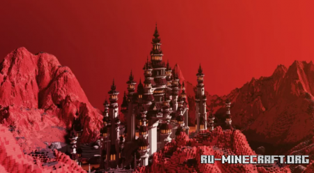 Скачать Abaddon Castle by KCOLB для Minecraft