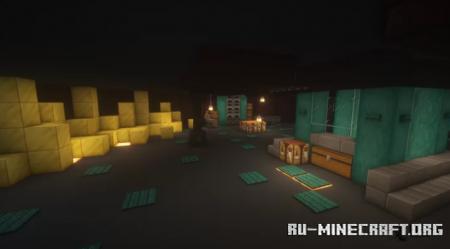 Скачать Nether Base (Original) для Minecraft