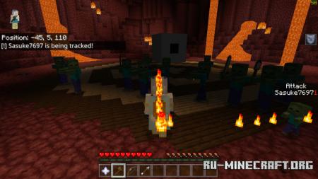 Скачать Zombies – Mansion для Minecraft PE