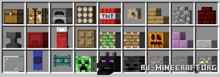 Скачать Shelf Plus для Minecraft 1.16