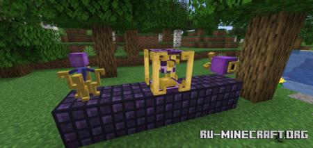 Скачать Ars Nouveau для Minecraft 1.16.4
