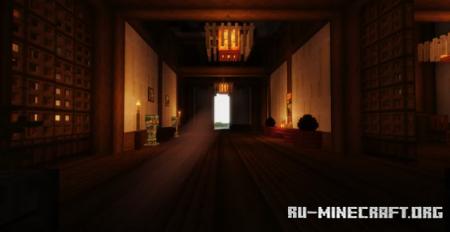 Скачать Dragon's Temple by Brokoli для Minecraft